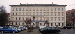 """Das """"alte"""" Naturkundemuseum in der Lortzingstraße am Ring"""