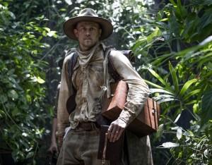 Charlie Hunnam als Percival Fawcett auf Expedition im südamerikanischen Dschungel