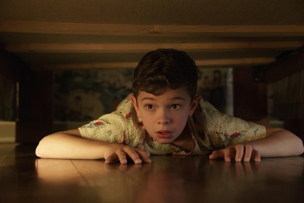 "Versteckspiel, Noah Jupe als ""Nicky"""
