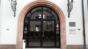 Das Institut für KMW in der Leipziger Burgstraße