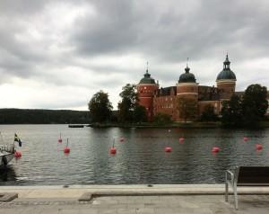 Schloss Gripsholm im Westen Stockholms