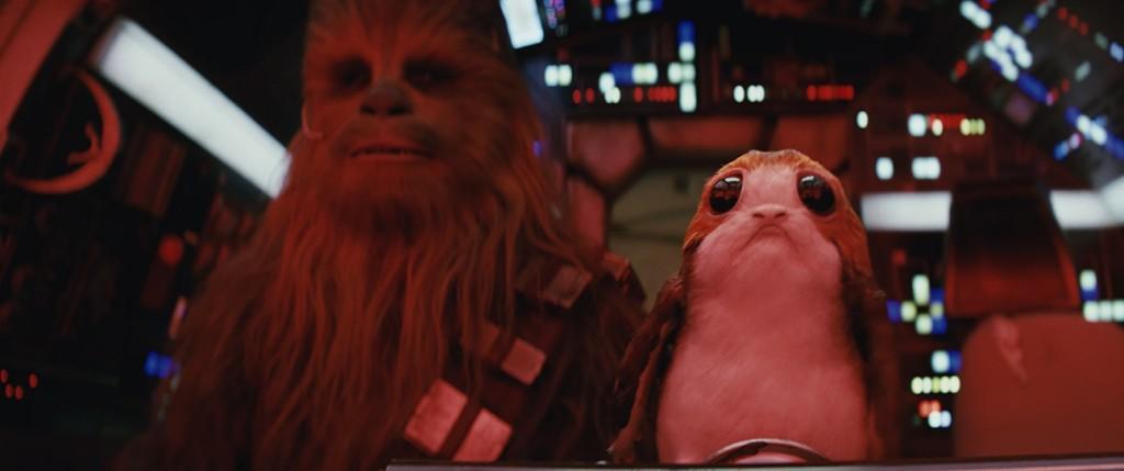 Neue Tierkreationen im neuen Star Wars Film