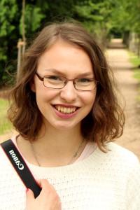 Kolumnistin Annika Seiferlein