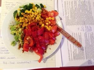 Obst und Gemüse sind die bessere Nervennahrung