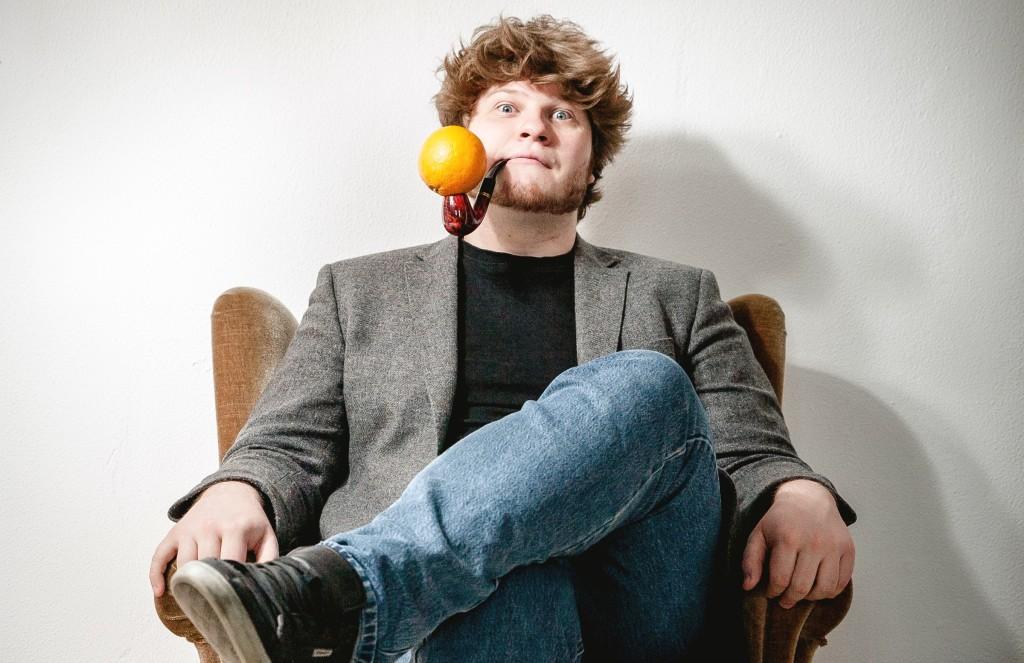 Für Mate fehlen ihm Geschmacksknospen – um Orangen zu rauchen anscheinend nicht