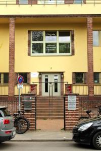 Toren zum Sächsischen Psychiatriemuseum