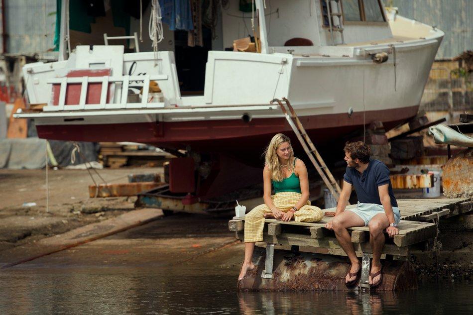 Liebe auf den ersten Blick bei Tami und Sam auf Tahiti