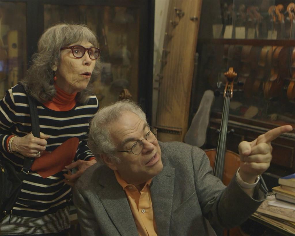 Violonen Itzhak Perlmann