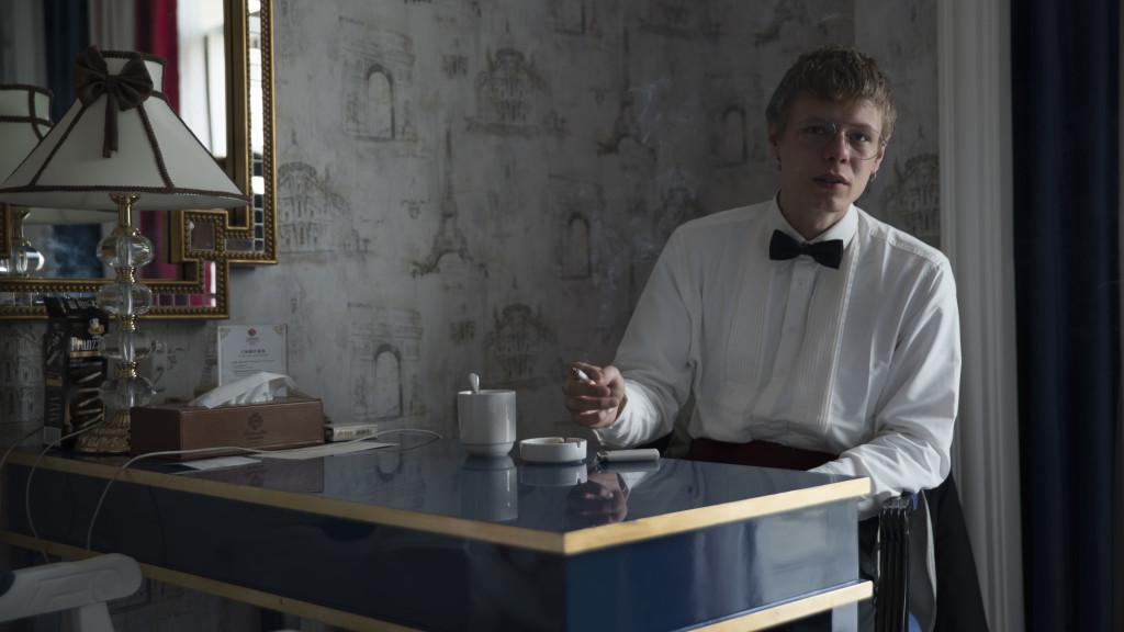 Der Musiker Jesper Munk