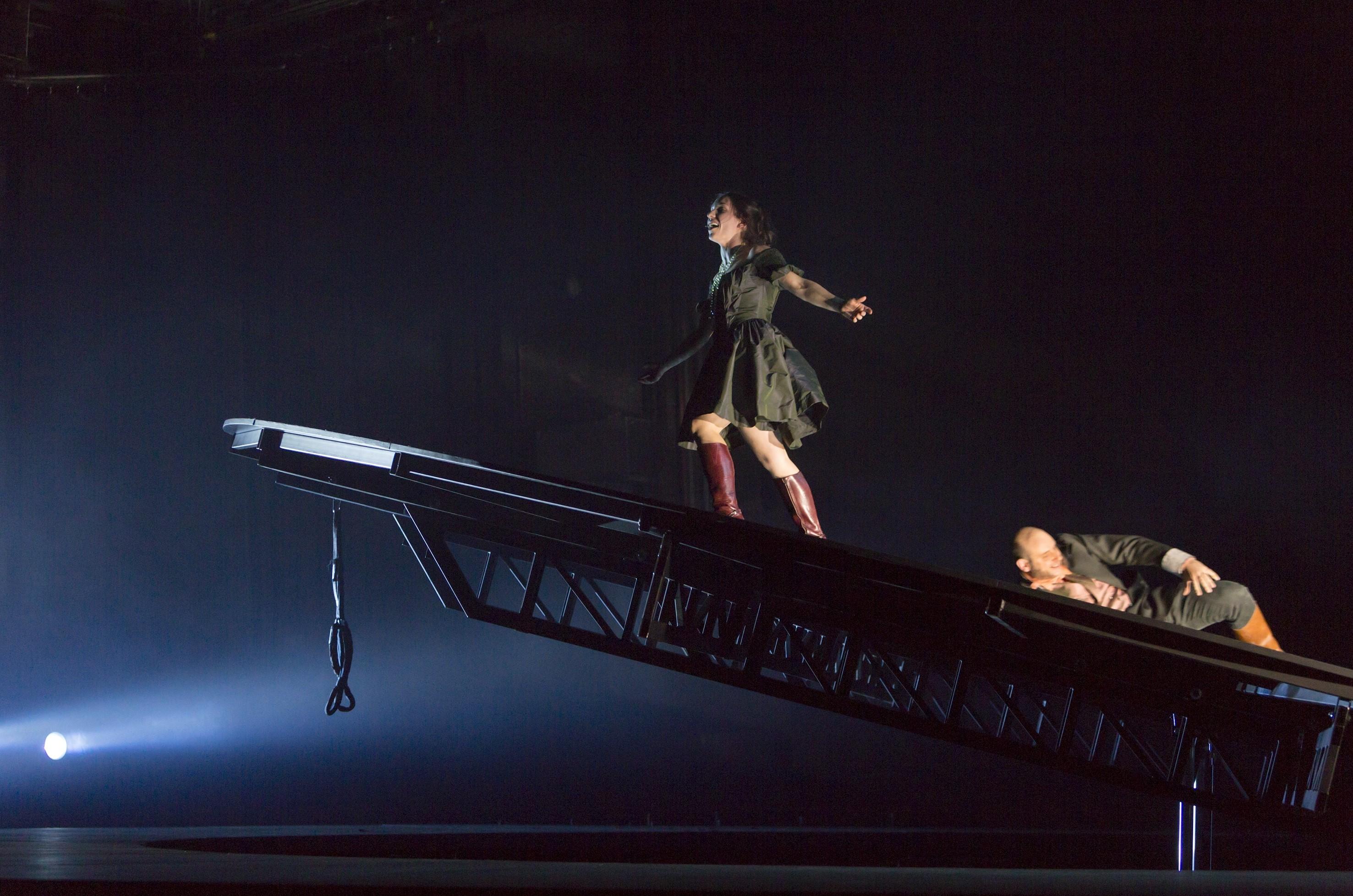 Sechs Stunden Faust im Schauspiel Leipzig