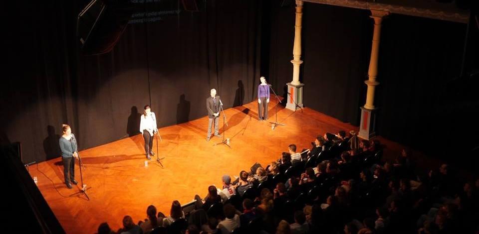 Bühne für Menschenrechte NSU-Monologe