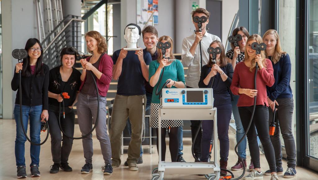 """Forschungsgruppe """"Modulation von Sprachnetzwerken"""" des Max-Planck-Instituts für Neuro- und Kognitionswissenschaften (MPI CBS)"""