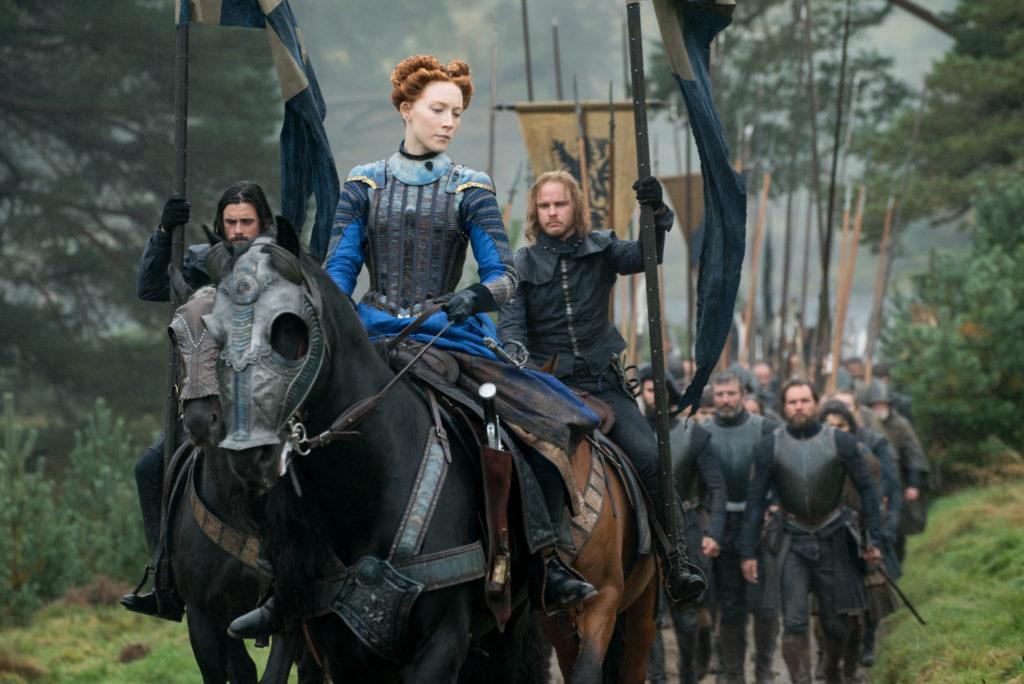 Maria Stuart (Saoirse Ronan) kämpft um ihre Krone.