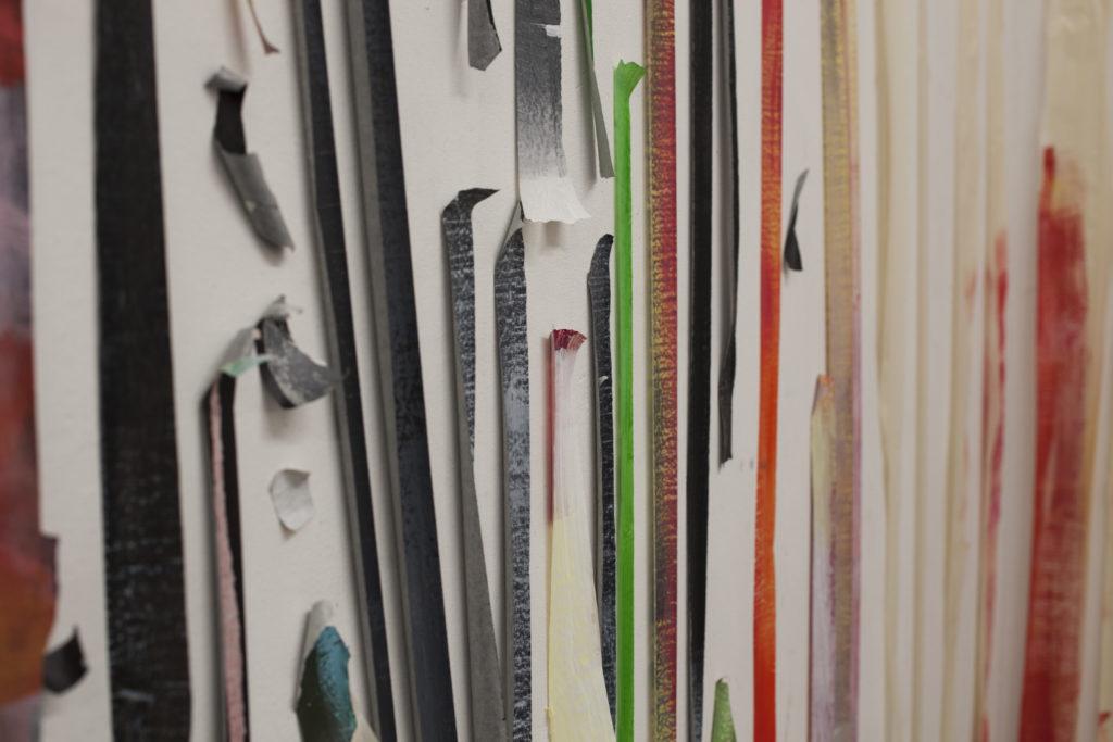 Atelier von Tino Geiss in der Baumwollspinnerei