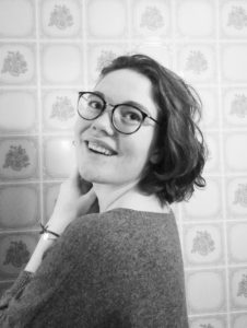 Kolumnistin Theresa Moosmann