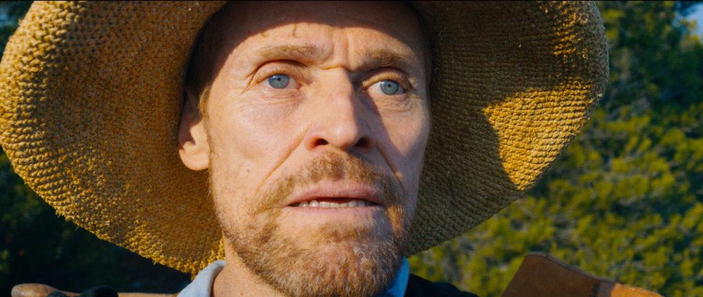 'Ich male, damit ich nicht mehr denken muss': Für den Maler Vincent van Gogh (Willem Dafoe) ist die Kunst alles.
