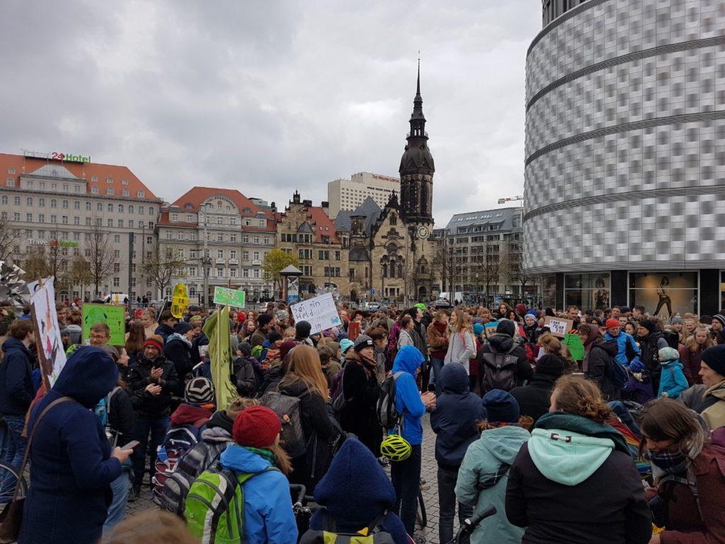 FFF-Demo am Freitag in Leipzig