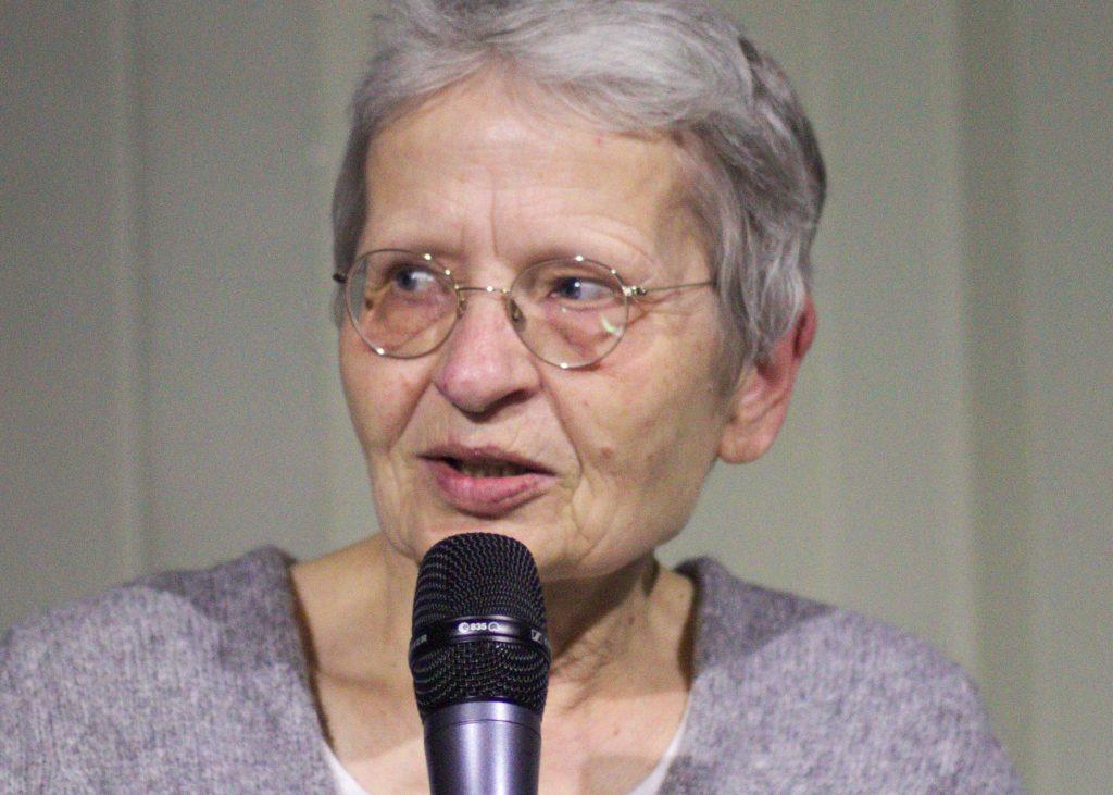 Kulturhistorikerin Ute Daniel von der Universität Leipzig spricht beim Thomasius-Club